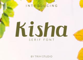 Kisha Font