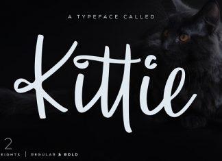 Kittie | Regular & Bold