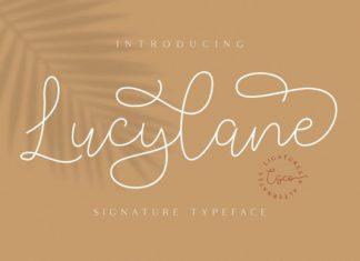 Lucylane Font
