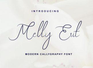Melly Eret Font