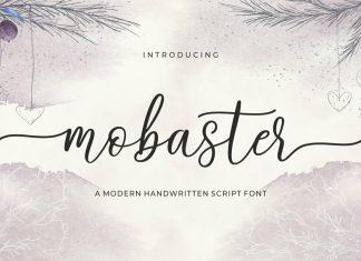 Mobaster Font