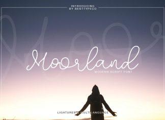 Moorland Font