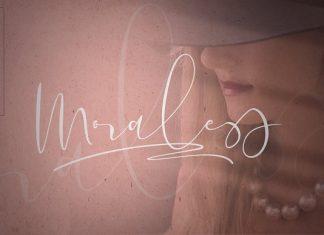 Moraless Font