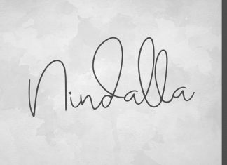 Nindalla Font
