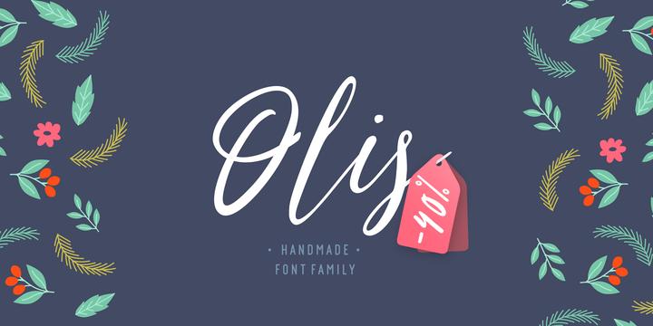 Olis Font Family