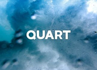 QUART - Cool Display / Headline Font