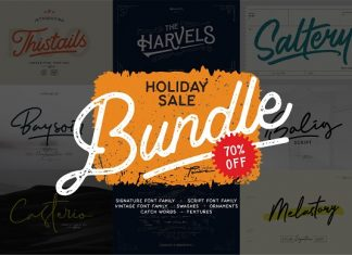 SALE!! All fonts Bundle OFF