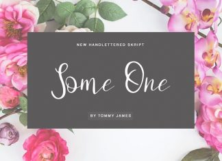 Some One Font