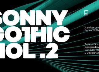 Sonny Gothic Vol 2 Font Family