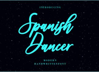 Spanish Dancer Font