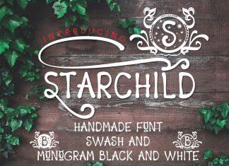 Starchild Regular Font