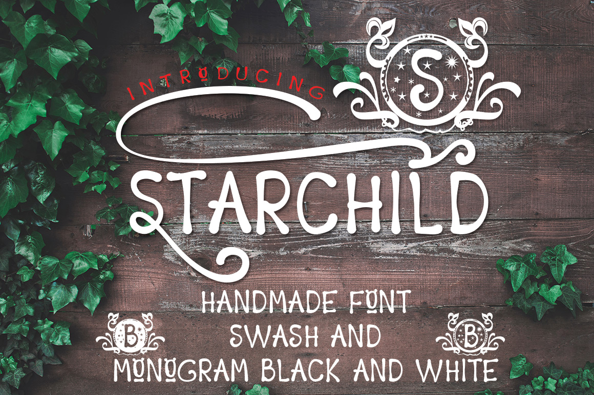 Starchild Regular Font