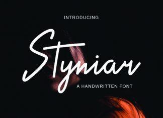 Styniar Font