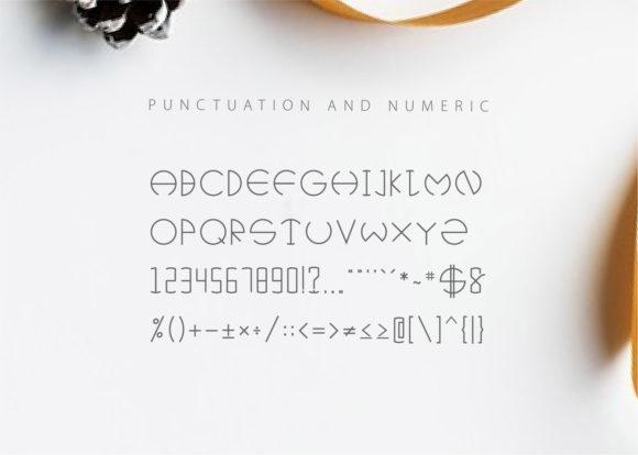 Technosia Font