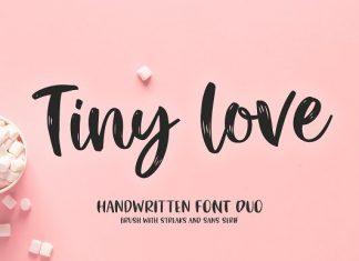 Tiny Love Font
