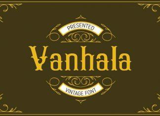 Vanhala Font