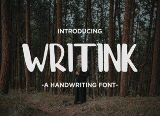 Writink Font