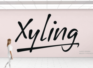 Xyling Font