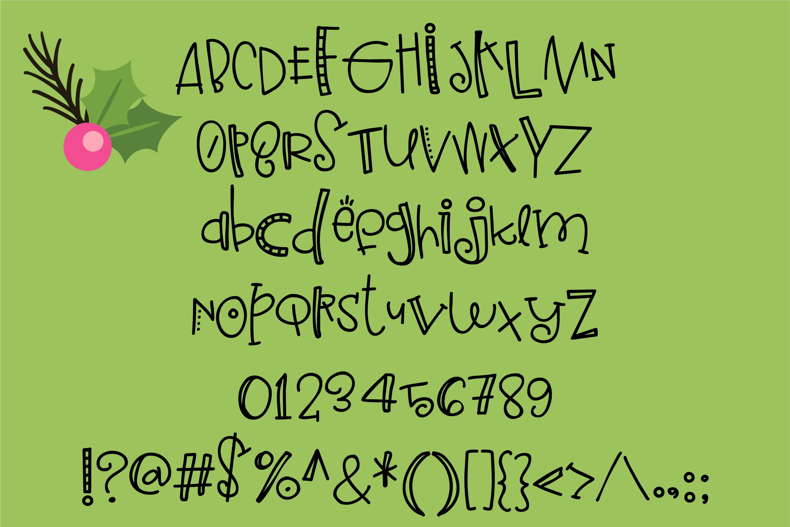 ZP Elf Craze Regular Font