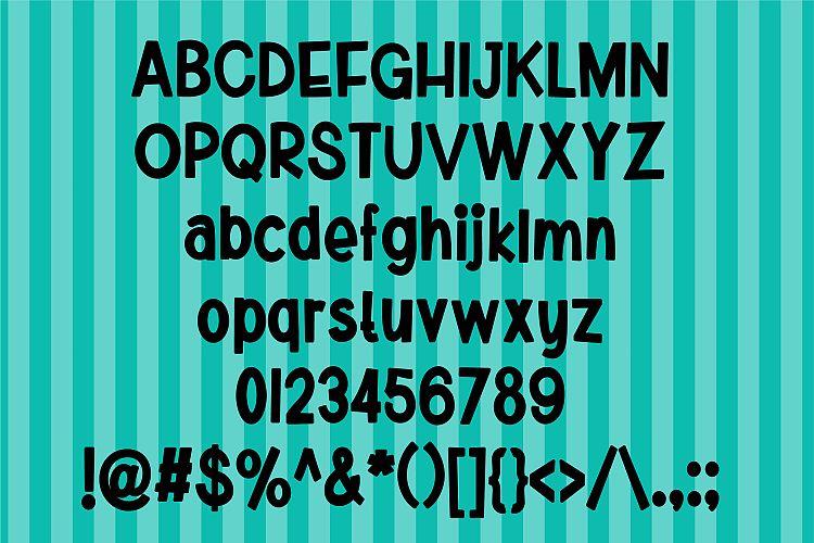 ZP Moshing Regular Font