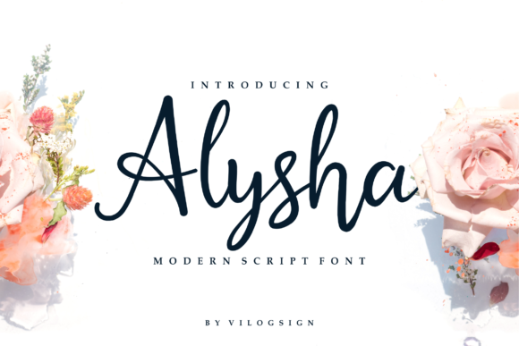 Alysha Font