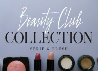 Beauty Club Font Family