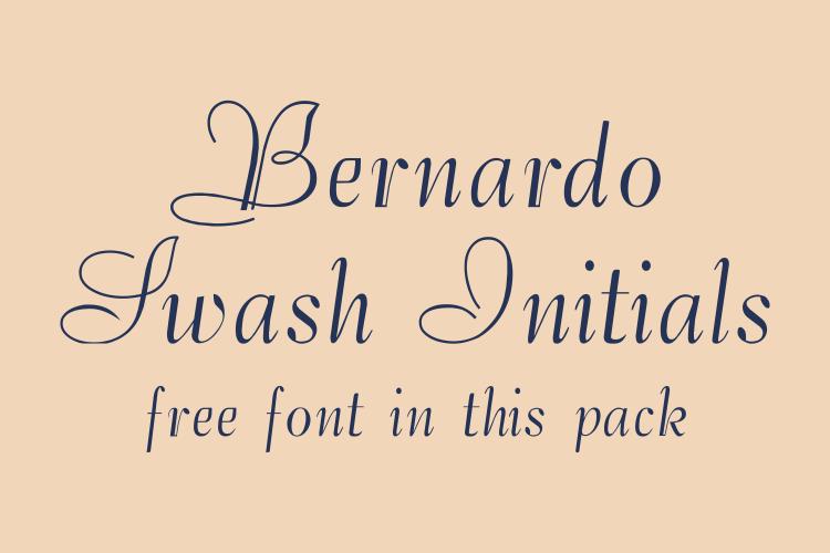 Bernardo Other Font