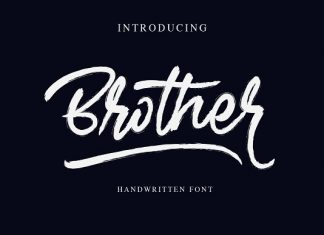 Brother Font