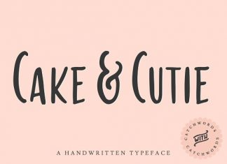 Cake & Cutie Font