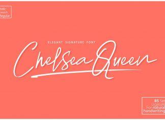 Chelsea Queen Font