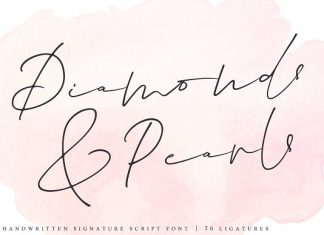 Diamonds & Pearls | Signature Script
