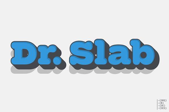 Dr. Slab