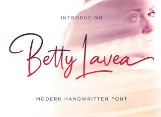 Fontbundles - Betty Lavea