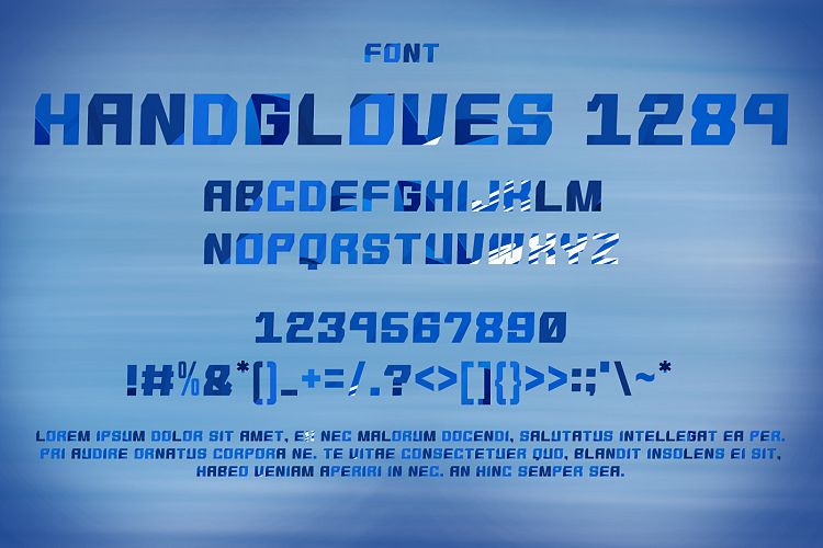Frozen Speed FontOther Font