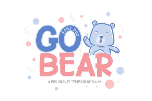 Go Bear Font