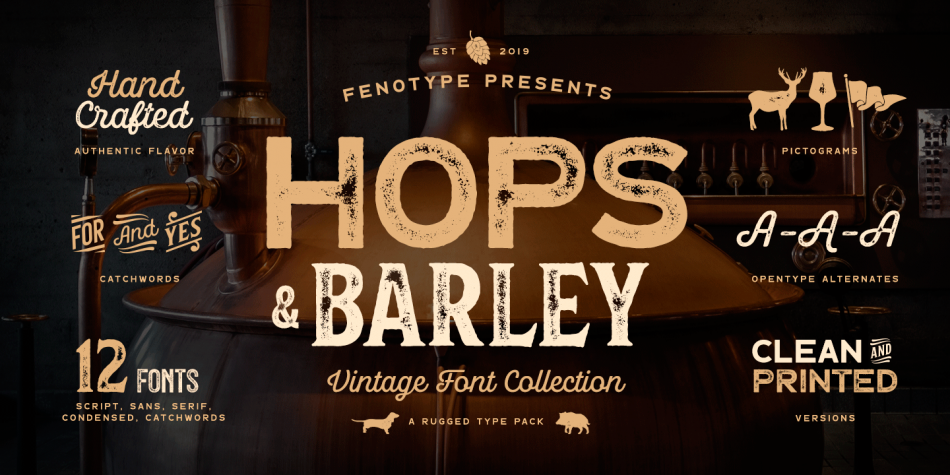 Hops And Barley