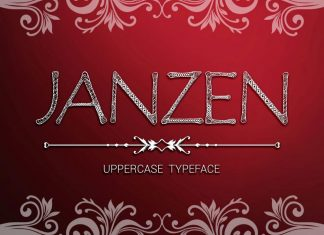 Janzen font Other Font