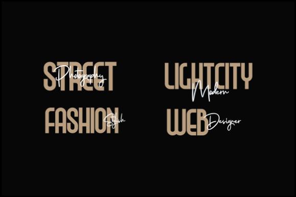 Light City Font