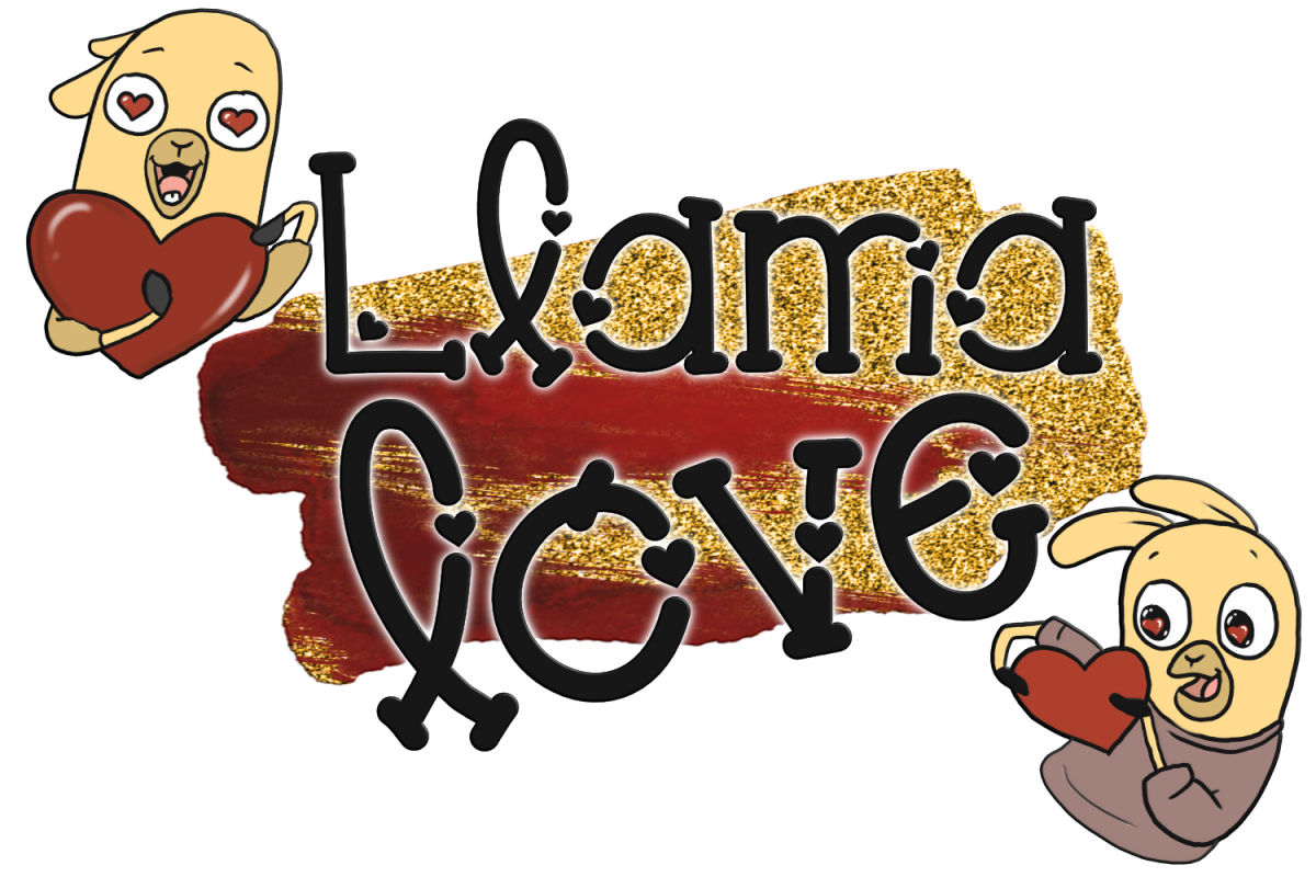 Llama Love FontRegular Font