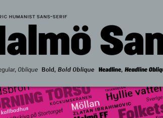 Malmo Sans Pro Font Family