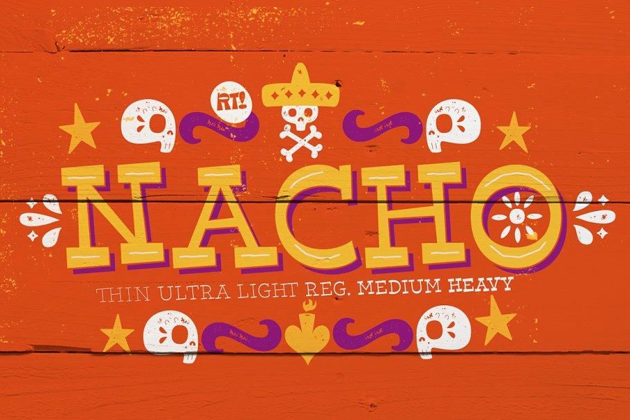 Nacho All Bundle