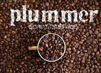 Plummer Logo Font