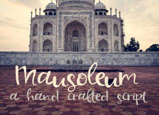 PN MausoleumScript Font