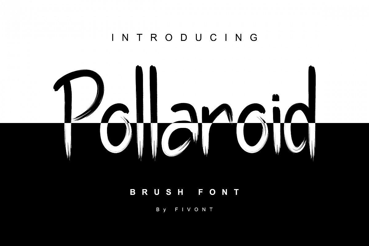 Pollaroid Regular Font