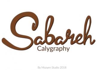 Sabareh Font