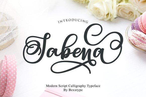 Sabena Script   Sweet Font