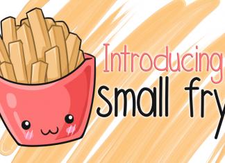 Small Fry FontRegular Font