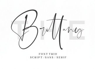 The Brittany / Font Trio