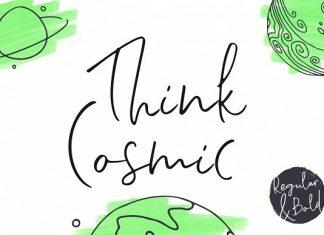 Think Cosmic | A Casual Script