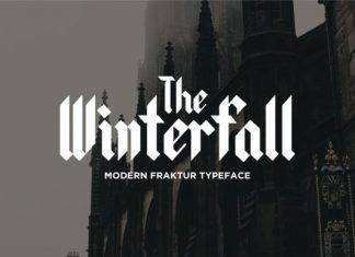 Winterfall Font
